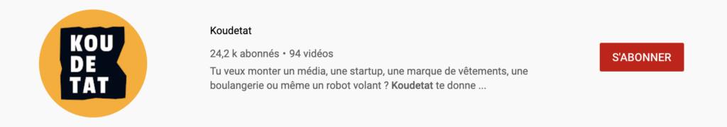 Youtube koudetat pp